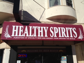 Healthy Spirits in San Francisco