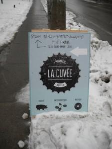 Montreal's La Cuvee D'Hiver 2013