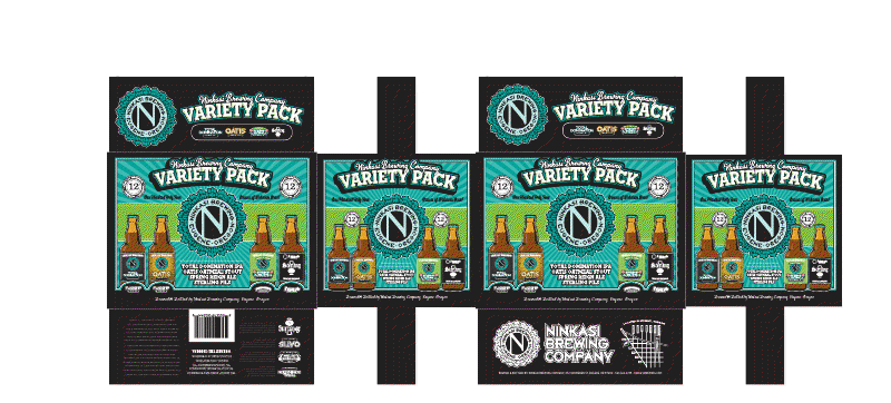 Ninkasi Spring mixed 12-packs