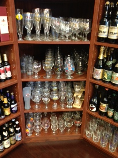 Selection at Healthy Spirits in SF
