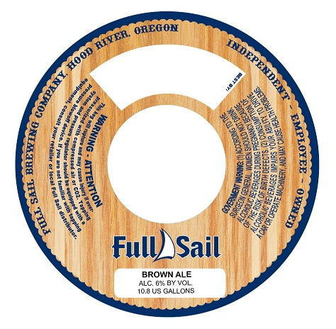 Full Sail Brown Ale