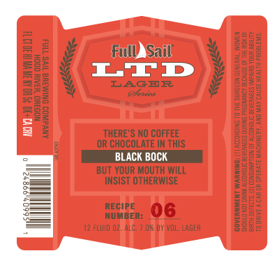 Full Sail LTD 06 Black Bock