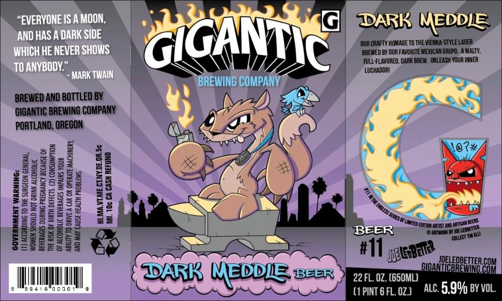 Gigantic Dark Meddle