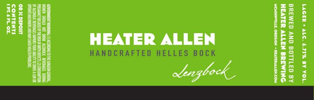 Heater Allen Lenzbock