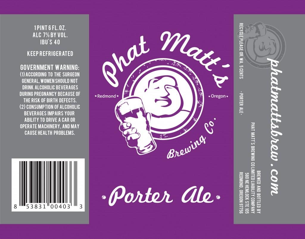 Phat Matt's Porter Ale