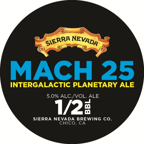 Sierra Nevada Intergalactic Planetary Ale