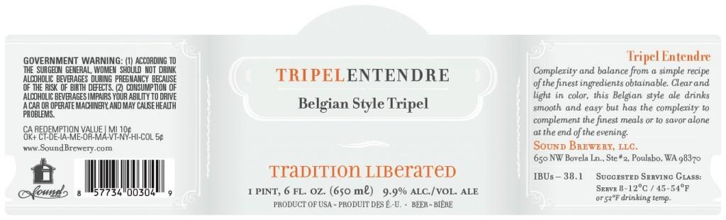Sound Brewery Tripel Entendre