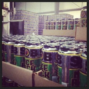 Southern Oregon Brewing Nice Race IPA in cans