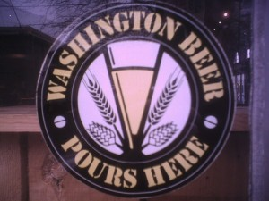 Washington Beer (photo from beerblotter.com)