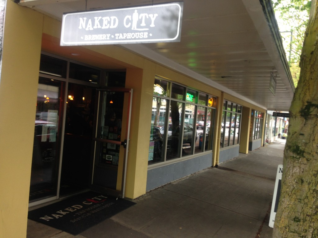 Naked City Taproom in Seattle