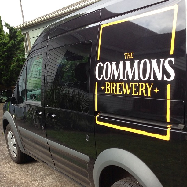 Commons Brewery Delivers!