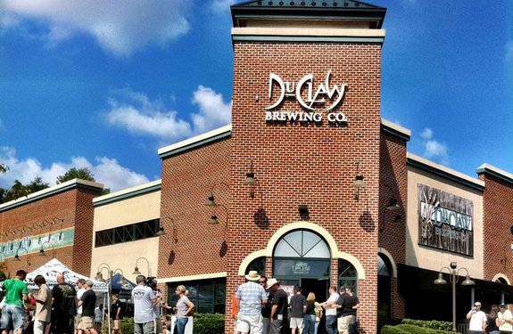 DuClaw Brewing facility in Bel Air, MD