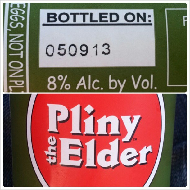 Russian River Fresh Pliny The Elder