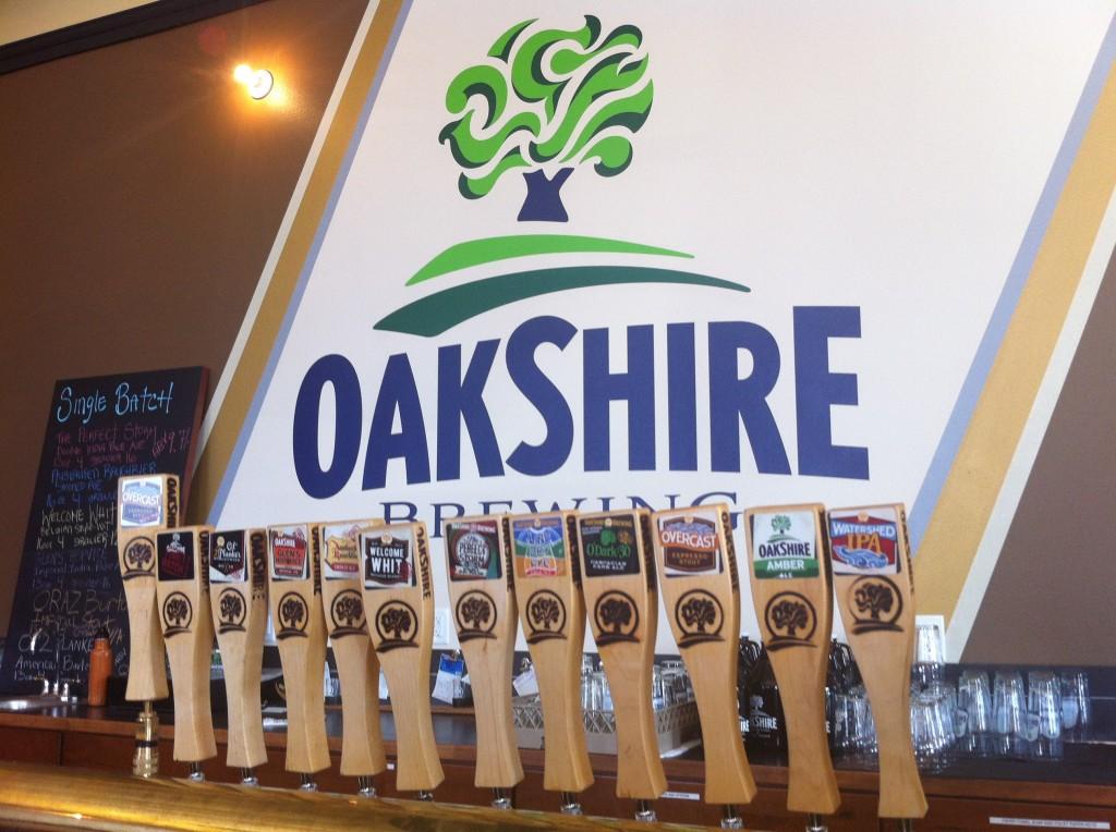Oakshire's Public House Taps