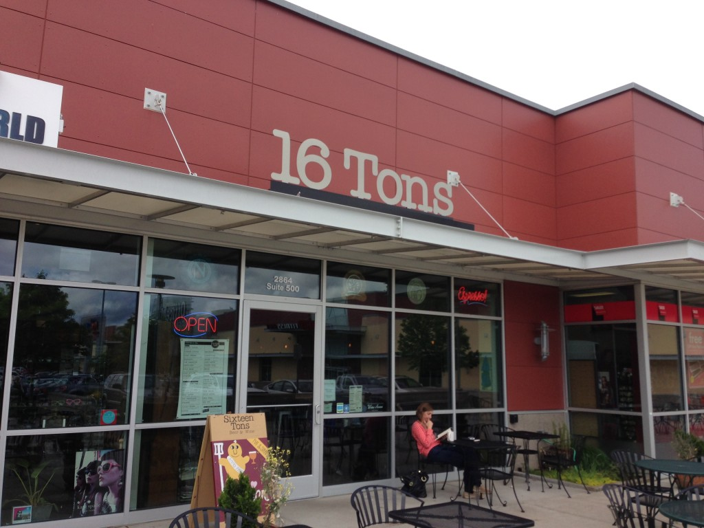 16 Tons Cafe in Eugene, OR