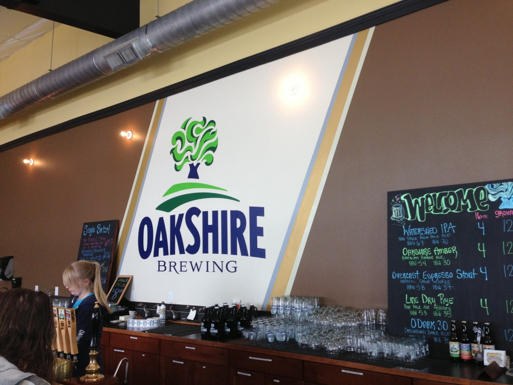 Oakshire's new pub in Eugene's Whiteaker Neighborhood