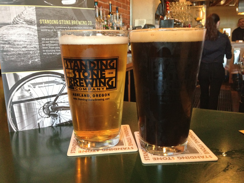 Standing Stone Hardtail Ale and Hop Night CDA