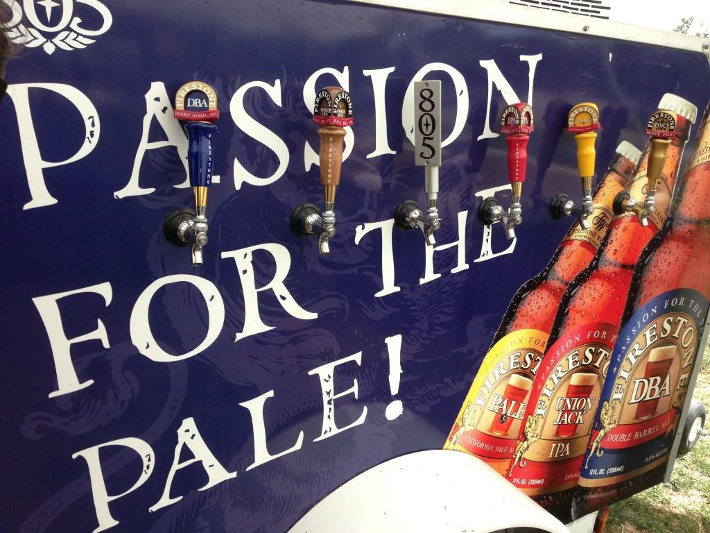 Passion for the Pale at Firestone Walker