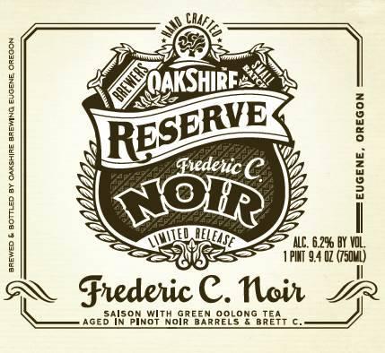 Frederic C. Noir Label