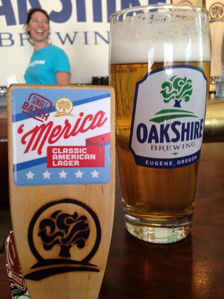 Oakshire 'Merica Lager