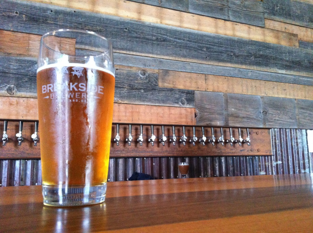 Breakside Brewing Milwaukie Taproom