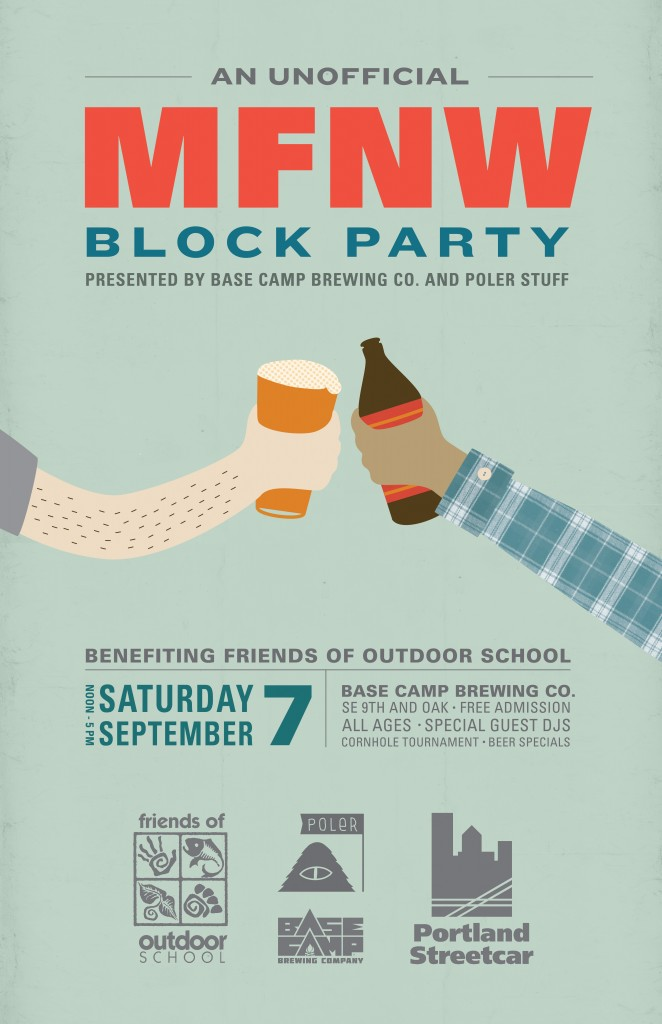 Unofficial MFNW Block Party