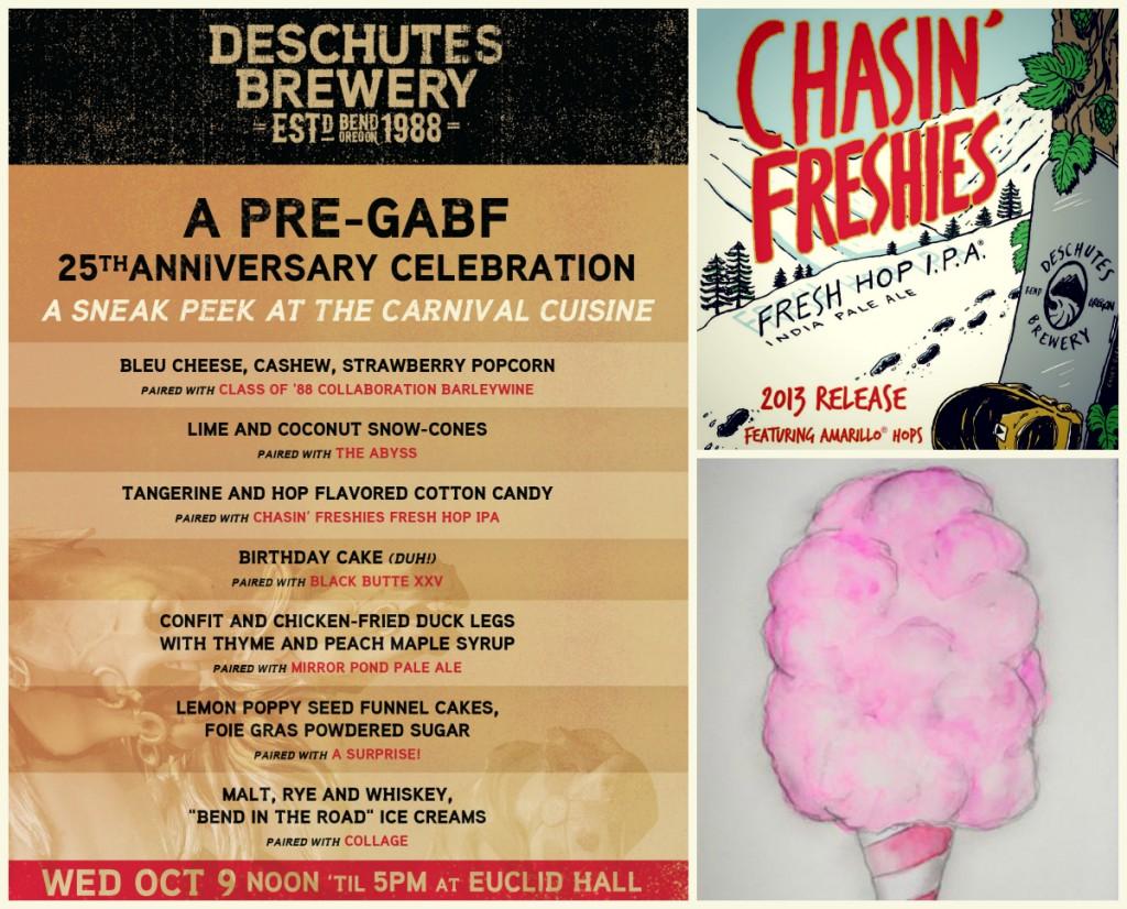 Deschutes Pre-GABF 25th Anniversary Celebration