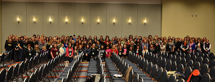2013 Pink Boots Society Members at Craft Brewers Conference