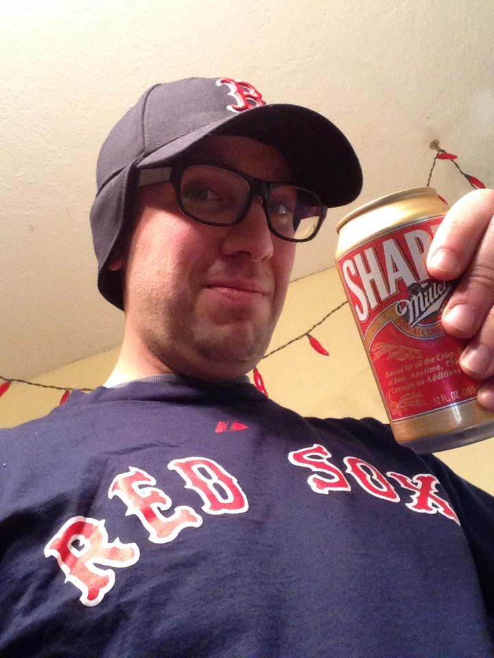 Angelo and his Red Sox