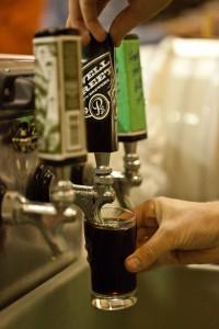 BC Beer Awards tap