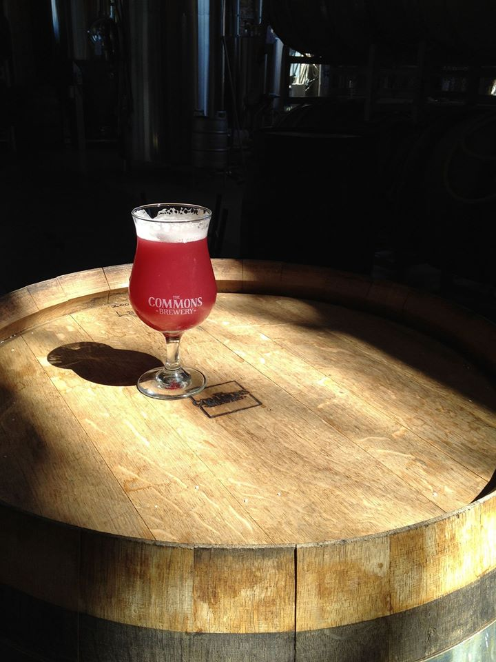 Biere Royale Barrel