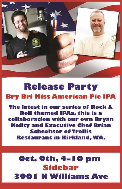 Bry Bri Miss American Pie IPA