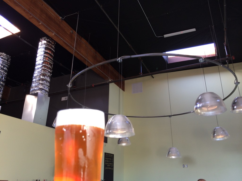Ecliptical Lighting with Ecliptic Brewing's Procyon Pale Ale