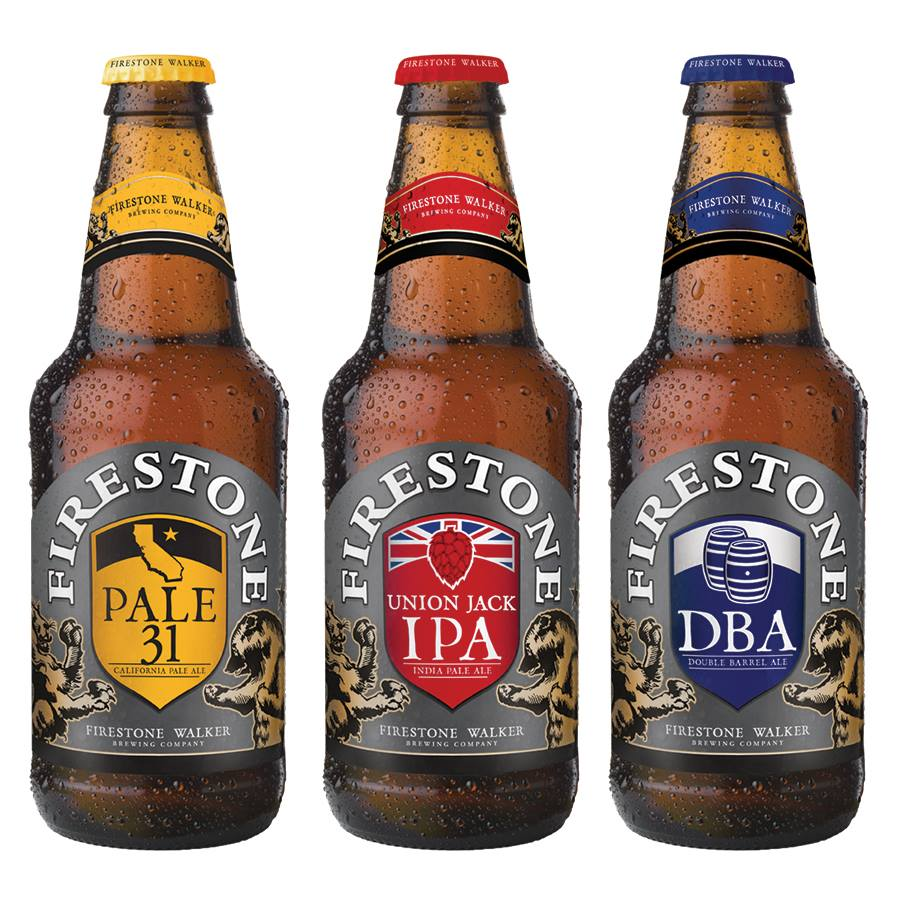 Firestone Walker New Packaging