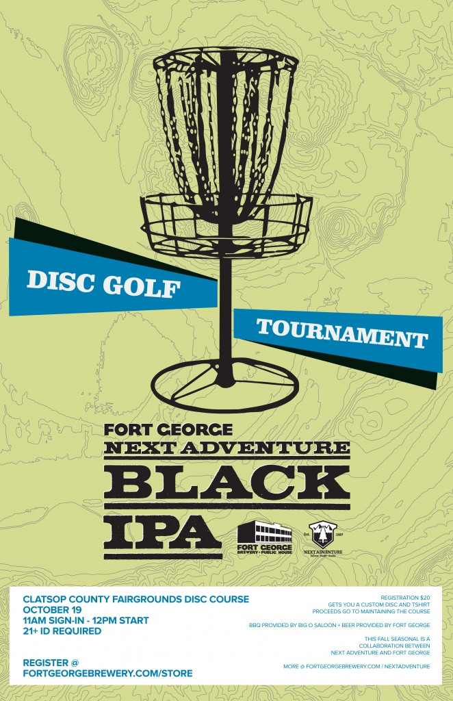 Fort George Next Adventure Disc Golf