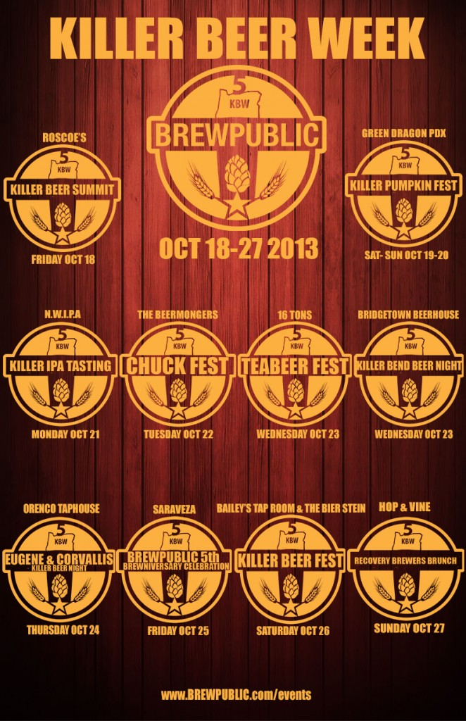 KILLER BEER WEEK OFFICIAL