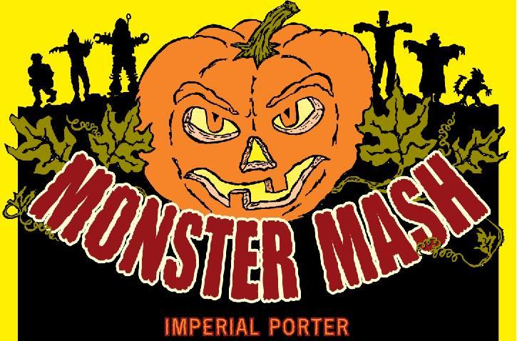 Lompoc Monster Mash Imperial Porter