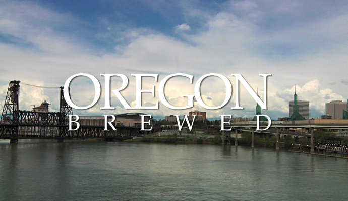 Oregon Brewed Title Promo