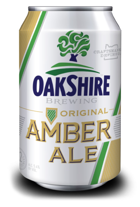 Oakshire Amber Can