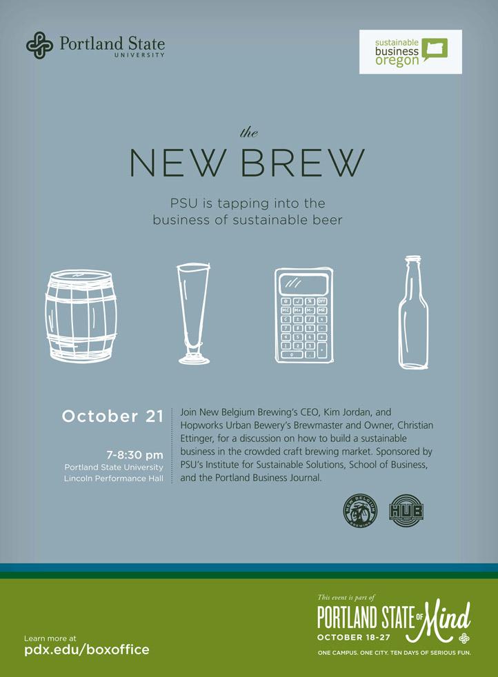 PSU New Brew