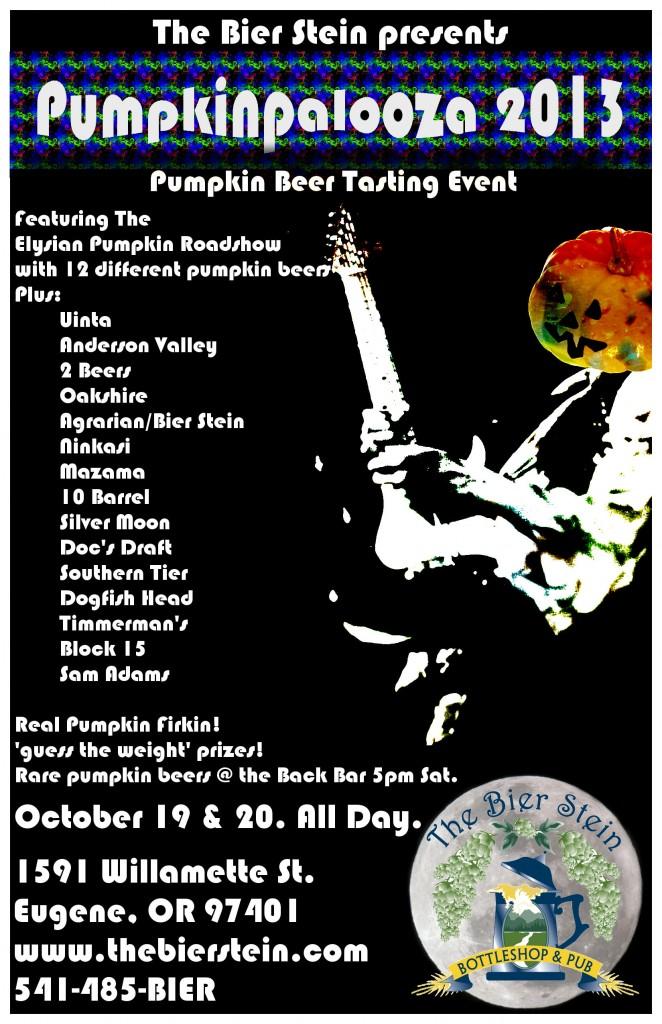 Pumpkinfest Poster