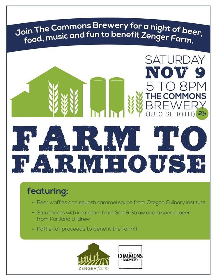 Farm To Farmhouse: Zenger Farm