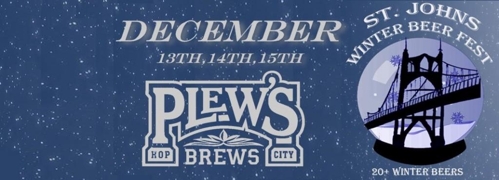 St Johns Winter Beer Fest 2013