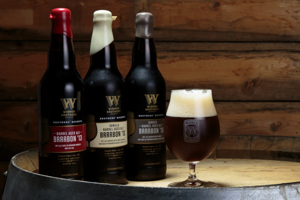 Widmer Brothers Brrrbon 2013 Releases