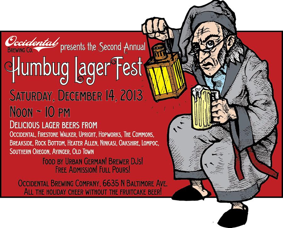 2013 Humbug Lager Fest