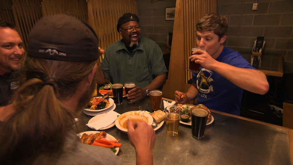 Food & Beer Pairing at Alameda Brewing