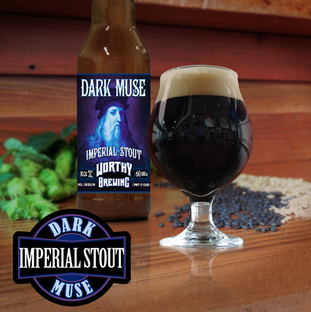 Worthy's Dark Muse Imperial Stout