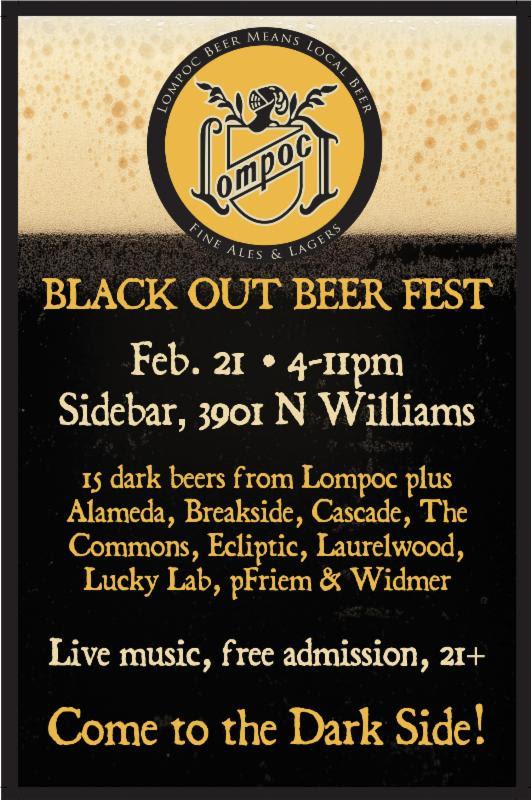 Black Out Beer Fest
