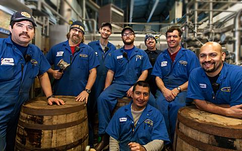 Full Sail Bourbon Stout Brewers