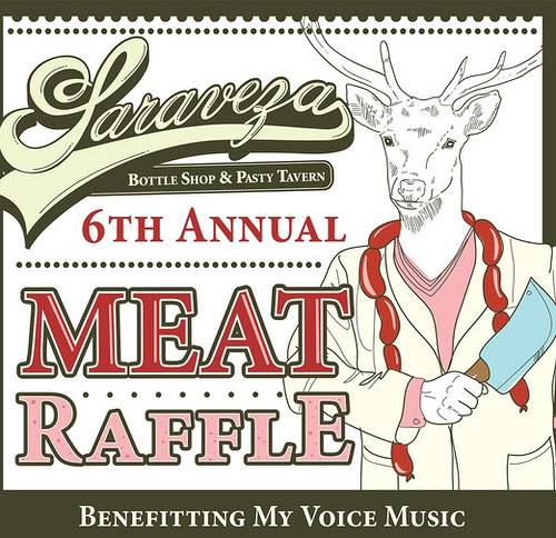 Saraveza 6th Annual Meat Raffle